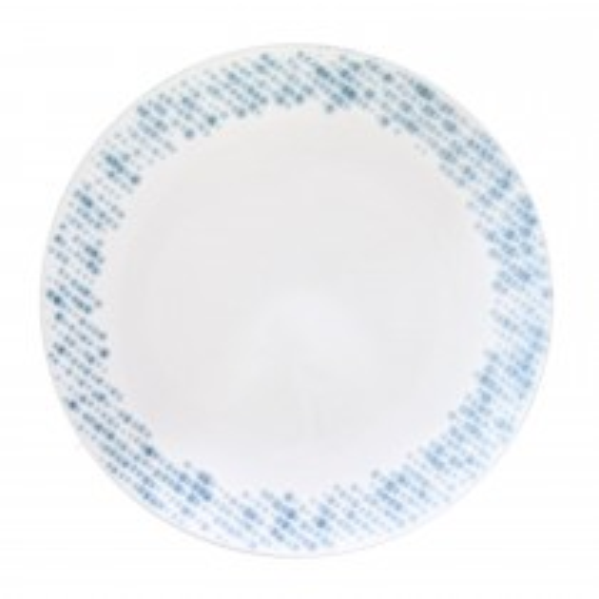 Casa Rush Dinner Plate 27cm Dots