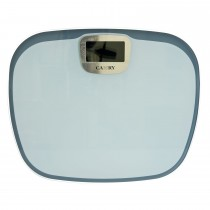 Glass Oval Electronic Scale