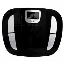 Casa Body Fat Monitor Scale, Black