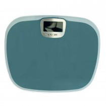 Casa Glass Oval Electronic Scale, Grey