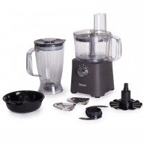 Igenix Food Processor, Matt Grey