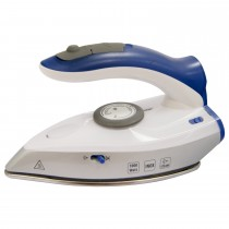 Igenix 1100w Travel Iron, Blue