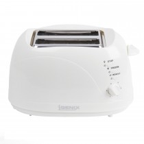 Igenix 2 Slice Toaster, Black