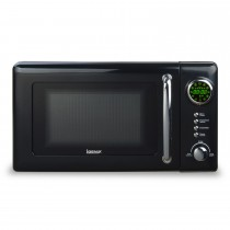 Igenix 700w Digital Microwave, Black