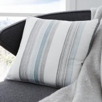 Rosenthal Rydell Stripe Filled Cushion, Teal