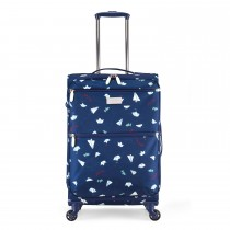 Radley Paper Trail Mediuml 4 Wheel Trolley, Summer Fig