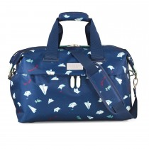 Radley Paper Trail Holdall Bag, Summer Fig