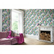 Bluebellgray Catrin Wallpaper, Green
