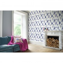 Bluebellgray Delphinium Wallpaper, Purple/ Blue