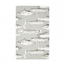 Voyage Pisces Tea Towel 70x17, Linen /cotton