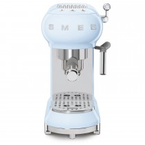 Smeg Ecf01pbuk Espresso Machine, Blue