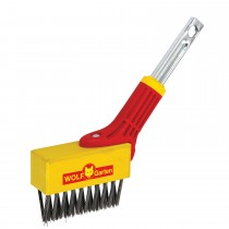 Wolf Weeding Brush, Red/yellow