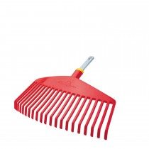 Wolf Leaf Rake, Red/yellow