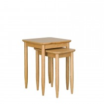Ercol Teramo Nest Of Tables Nest Table