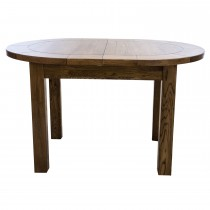 Casa Bordeaux Small D-End Extending Table