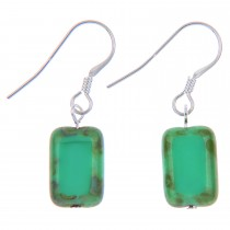 Carrie Elspeth Turquoise Picasso Earrings, Turquoise