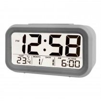 Acctim Silo Soft Touch Lcd Alarm, Grey