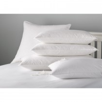Casa Milled Duck Feather Pillow 50x75, White