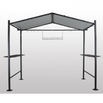 Innovators Milano Grill Gazebo Fabric Top, Green