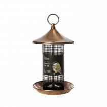 Tom Chambers Copper Nut Feeder, Copper