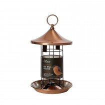 Tom Chambers Copper Fat Ball Feeder, Copper