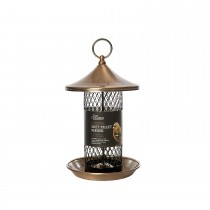 Tom Chambers Copper Suet Feeder, Copper