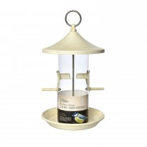 Tom Chambers Boutique Seed Feeder, Cream