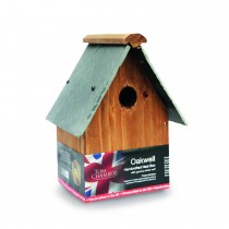 Tom Chambers Oakwell Nest Box Medium, Brown