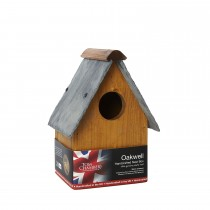 Tom Chambers Oakwell Nest Box Large, Brown