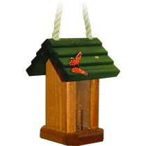 Tom Chambers Butterfly + Lacewing Hanger, Brown