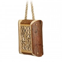 Tom Chambers Rustic Bee Hanger, Brown