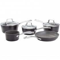 Horwood Stellar Rocktanium 5pc Pan Set