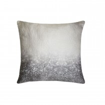 Kylie Glitter Fade Cushion Square 40x40cm, Sparkle Ombre