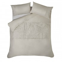 Kylie Minogue Darcey Square Pillowcase, Oyster