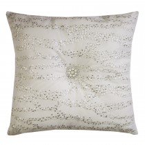 Kylie Minogue Darcey 40x40 Filled Cushion, Oyster