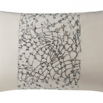 Kylie Minogue Helene Square Pillowcase 65x65cm, Nude