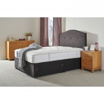 Sealy Wool Divine Support 2 Drawer Divan Bed Set, Double