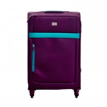 "Casa Bright Xtra Lite 24"" Case, Purple And Teal"
