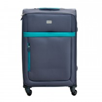 "Casa Bright Xtra Lite 24"" Case, Grey And Teal"