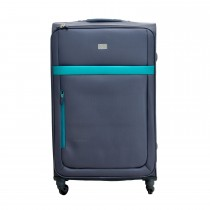 "Casa Bright Xtra Lite 28"" Case, Grey And Teal"