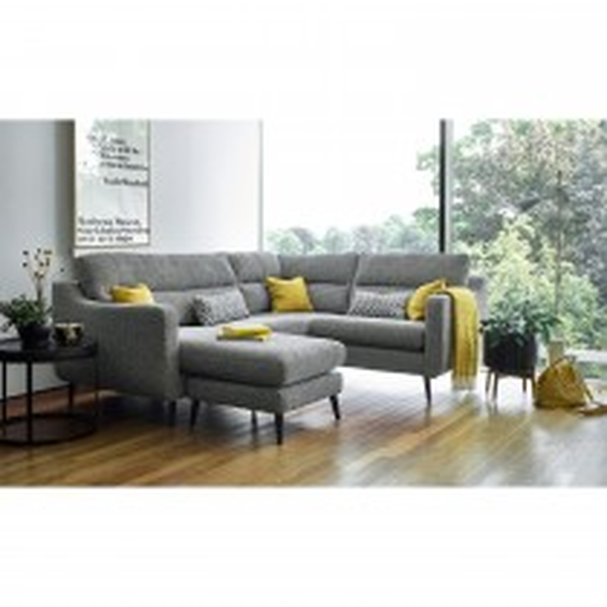 Casa Camden Left Hand Compact Corner Sofa