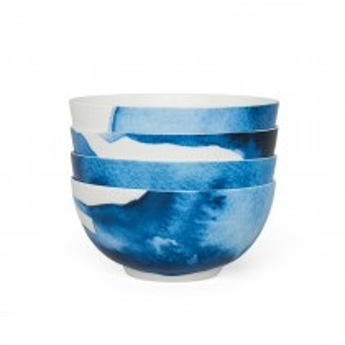 Bliss Past Bowl Set (hb, Tb, Hc, Pc) White/ Blue