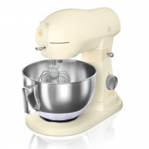 Fearne Cotton By Swan SP32010HON Stand Mixer, Honey