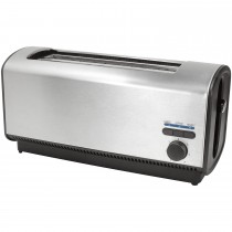 Horwood Judge Toaster, Stainless Steel