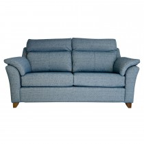 G Plan Upholstery Turner 3 Seater Sofa 3 Seat, C535 Bamboo Sky