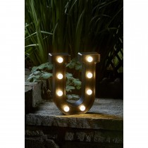Smart Garden Lumieres - U, Brown/black
