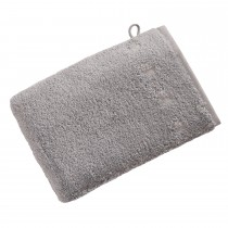 Country Style Wash Mitt , Grey