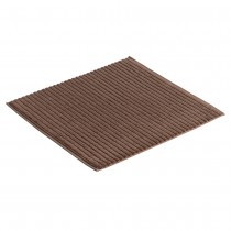 Vossen High Line Bath Towel, Brown