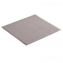 Vossen High Line Bath Towel, Grey