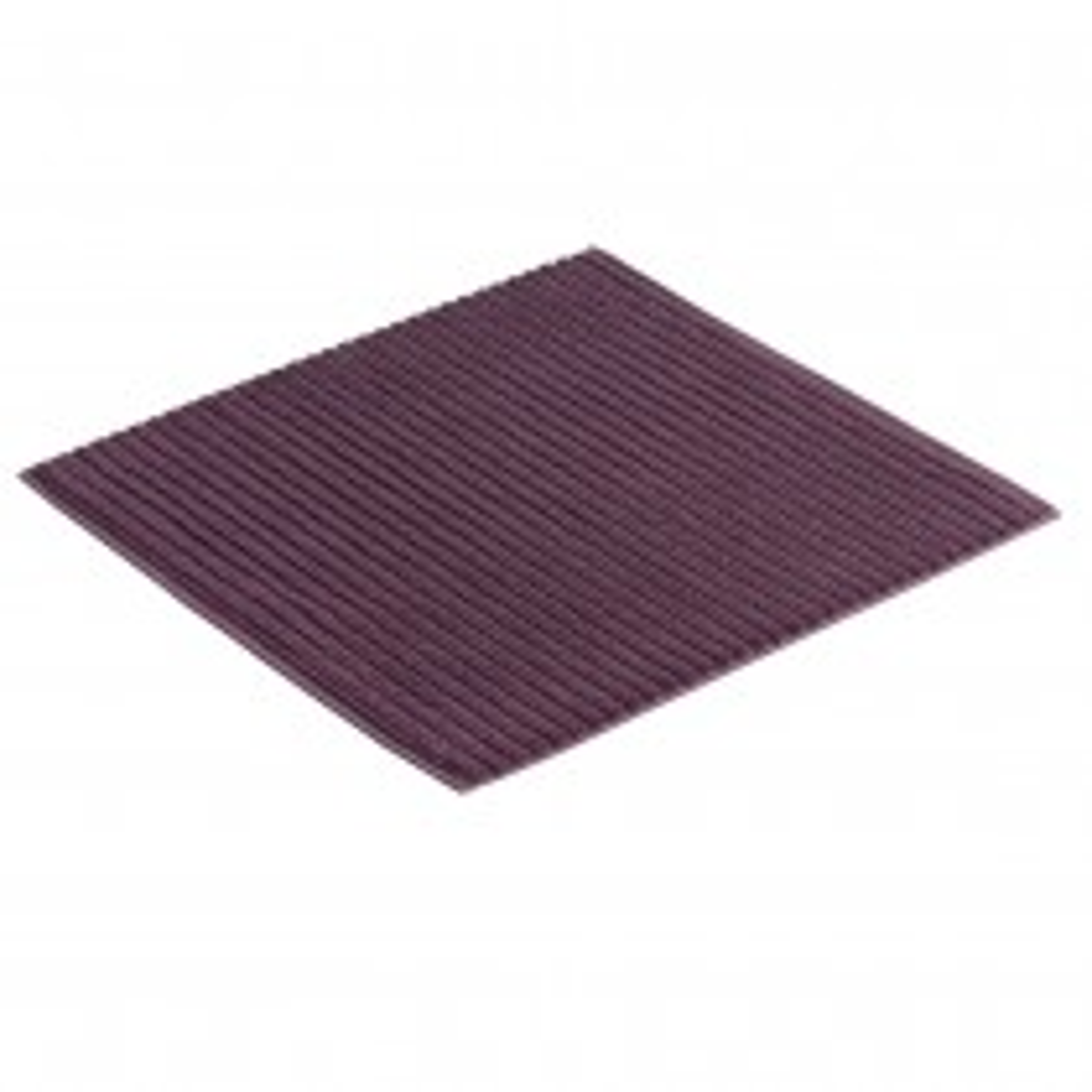 Vossen High Line Bath Towel, Purple
